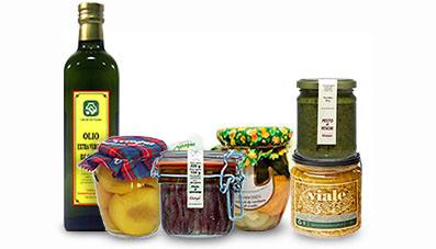 Condimenti e Conserve